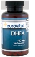DHEA 100mg 180 Capsules (EV)