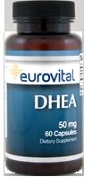 DHEA 50 mg 180 cápsulas (EV)